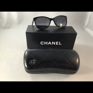 Chanel New Black Polarized Sunglass CH5260Q 501/58